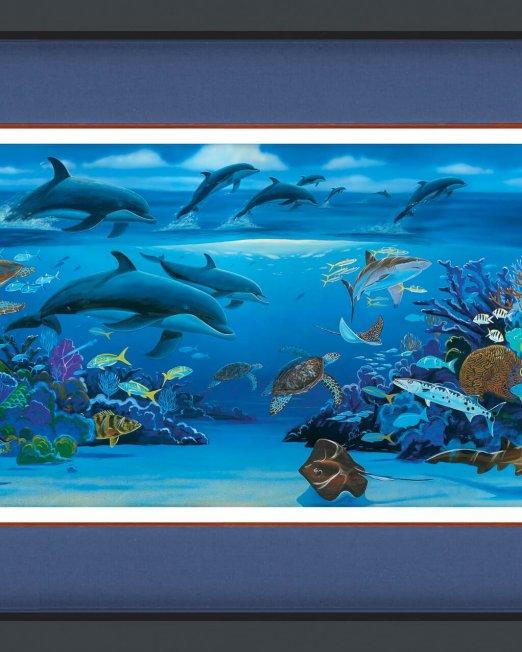 Ocean Pardise_Litho Frm_sm
