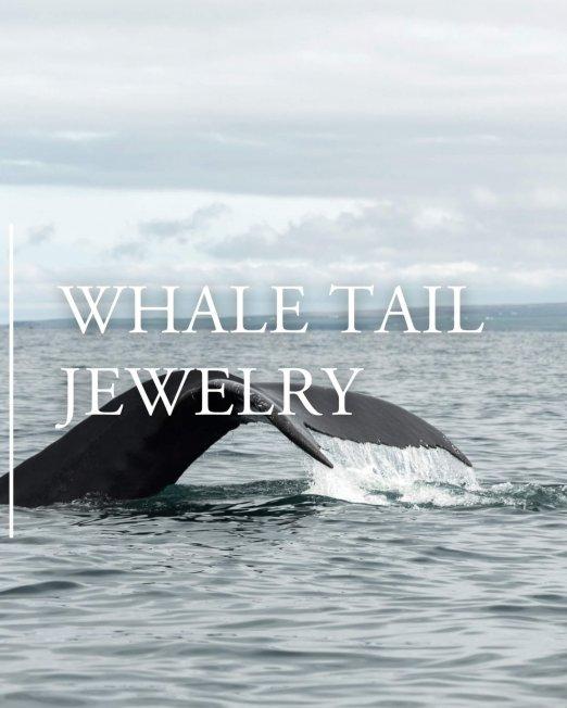 Whale Tail Jewelry