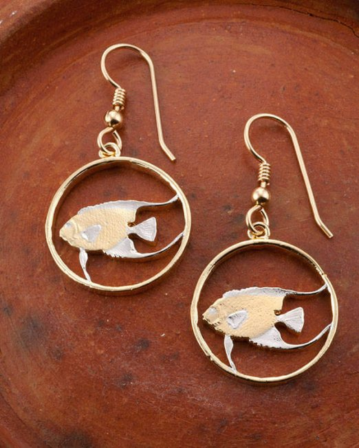 angel-fish-earrings-hand-cut-bermuda-five-cent-earrings-bermuda-coin-jewelry-3-4-in-diameter-36e-5f28500e-1