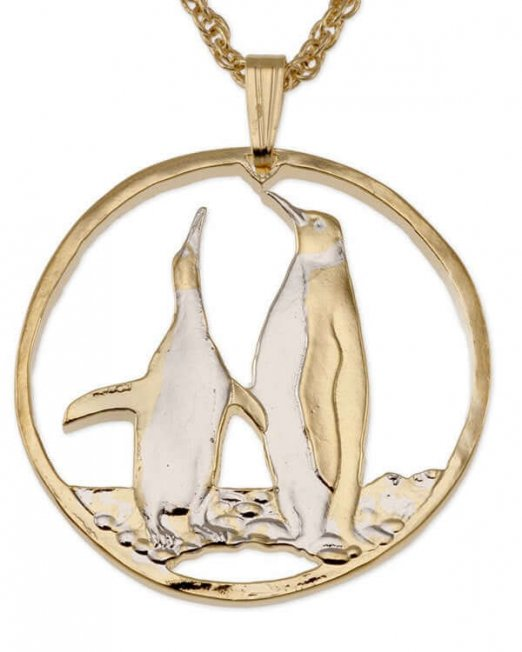 penguins-pendant-and-necklace-jewelry-falkland-island-penguin-coin-hand-cut-14-k-gold-and-rhodium-plated-1-1-8-in-diameter-388-5f2850a5